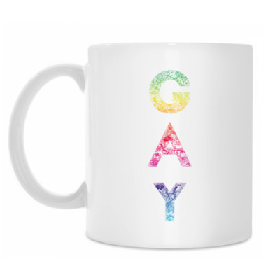 Кружка Gay