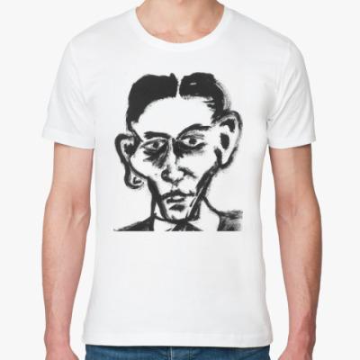 Футболка из органик-хлопка Франц Кафка