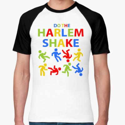 Футболка реглан Harlem Shake