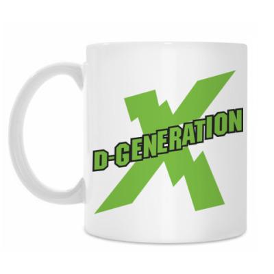 Кружка D Generation X