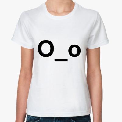 Классическая футболка Фигасе!