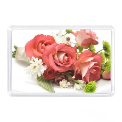 Магнит Розы
