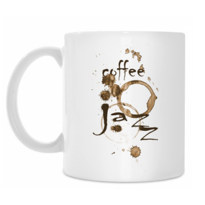 Кружка Coffee & Jazz