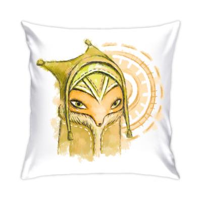Подушка Лисёнок