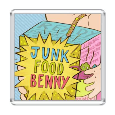 Магнит  Junk Food