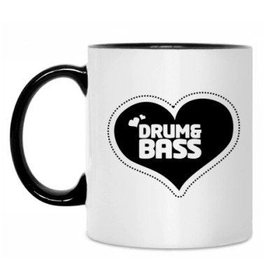 Кружка DrumeBass