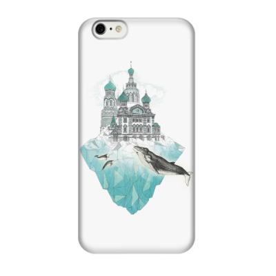 Чехол для iPhone 6/6s Зимний Санкт-Петербург