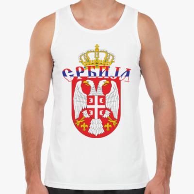Майка Малый герб Сербии
