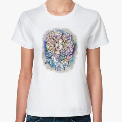 Классическая футболка 'РЫБЫ'
