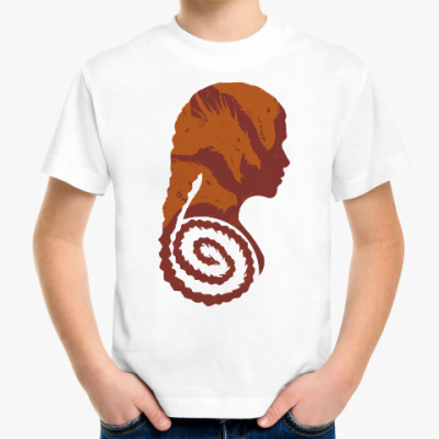 Детская футболка Драконы Кхалиси
