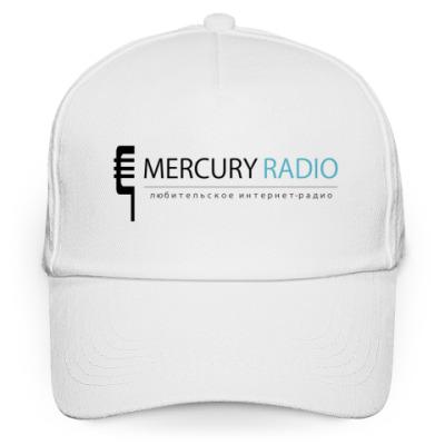 Кепка бейсболка Бейсболка Mercury Radio