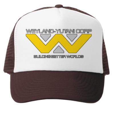 Кепка-тракер 'Weyland-Yutani Corp'