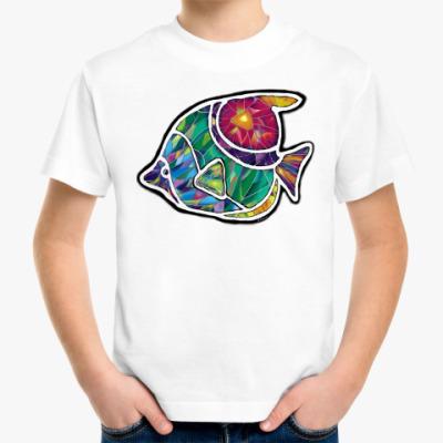 Детская футболка Детская Рыбка