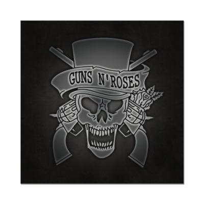 Наклейка (стикер) Guns N' Roses