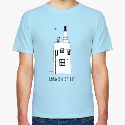 Футболка Корнуольский домик