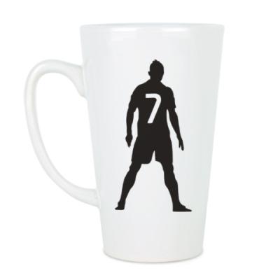 Чашка Латте Ronaldo 7