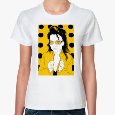 Классическая футболка  'Казантип'