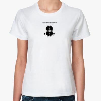 Классическая футболка RORSCHACH TEST 03