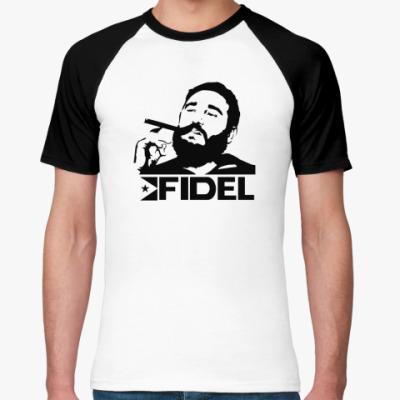 Футболка реглан Fidel
