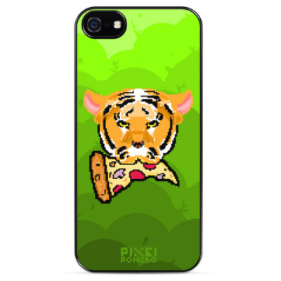 Чехол для iPhone Wild pizza