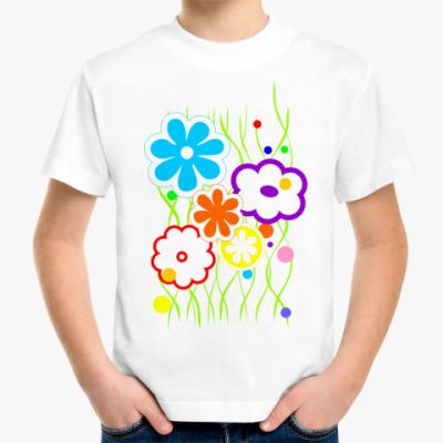 Детская футболка Лето