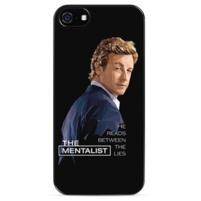 Чехол для iPhone Patrick Jane (The Mentalist)