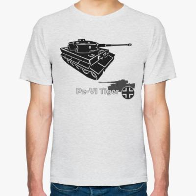 Футболка Танк Pz-VI Tiger