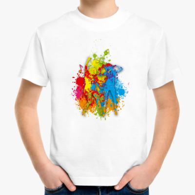 Детская футболка Детская футболка Dance