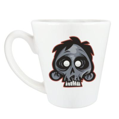 Чашка Латте Crazy Monkey