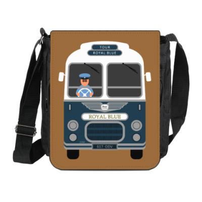 Сумка на плечо (мини-планшет) Royal Blue Coach