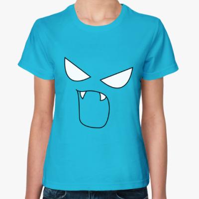 Женская футболка 'Emotions - Sleepy'