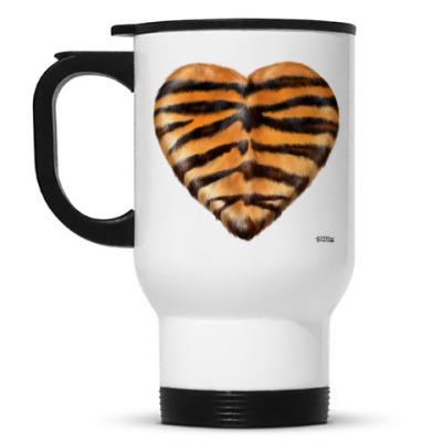 Кружка-термос TigerHeart