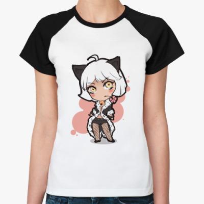 Женская футболка реглан Xenadu