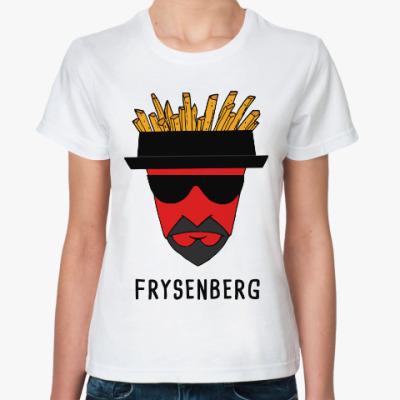 Классическая футболка Хайзенберг
