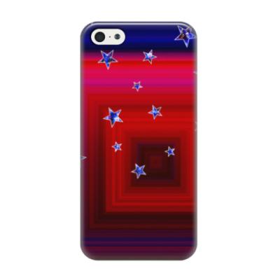 Чехол для iPhone 5/5s Яркий модный современный абстрактный дизайн