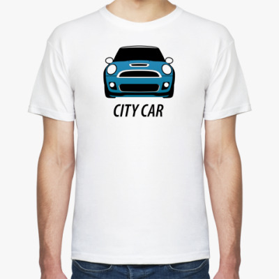 Футболка City car