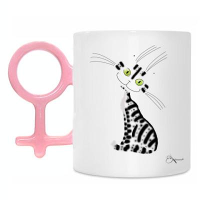Кружка Кошка