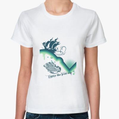 Классическая футболка Ship