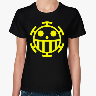 Женская футболка Соломенная Шляпа
