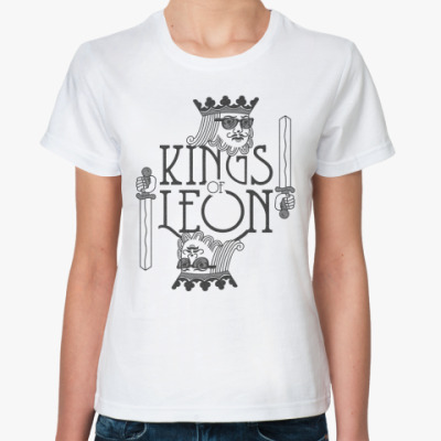 Классическая футболка Kings of Leon