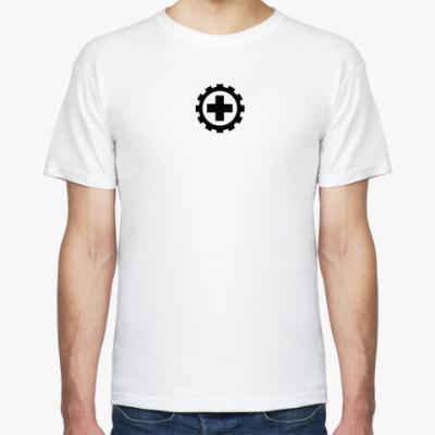Футболка Laibach logo