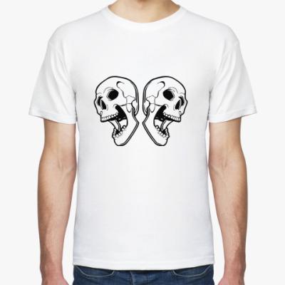Футболка Skulls