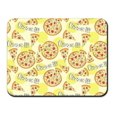 Коврик для мыши Пицца