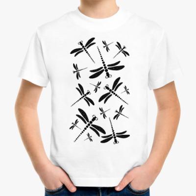 Детская футболка Стрекозы