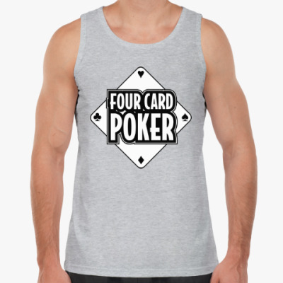 Майка Four Card Poker