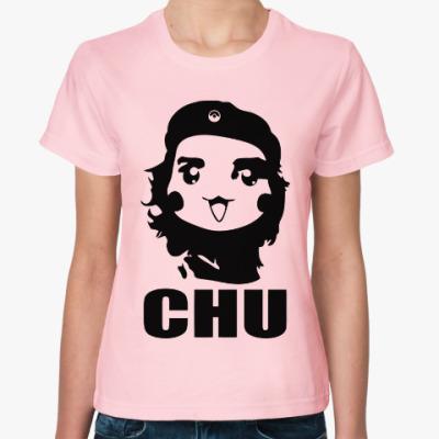 Женская футболка Чу Гевара