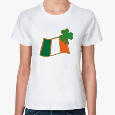 Классическая футболка Shamrock