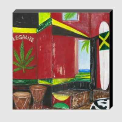 Холст Jamaica (Ямайка)