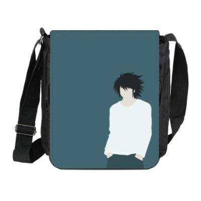 Сумка на плечо (мини-планшет) Death Note L