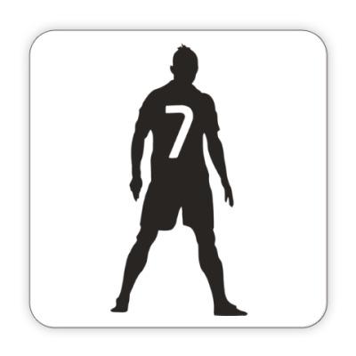 Костер (подставка под кружку) Ronaldo 7